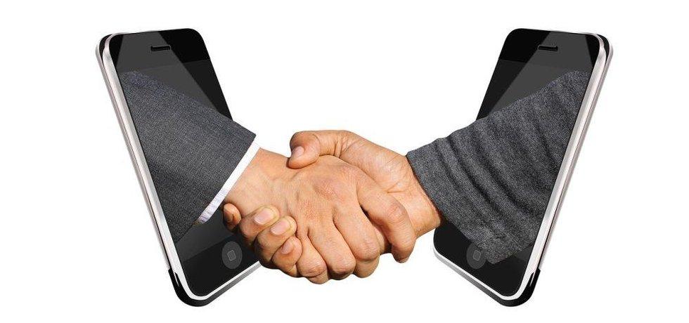 Online půjčky, ilustrační foto