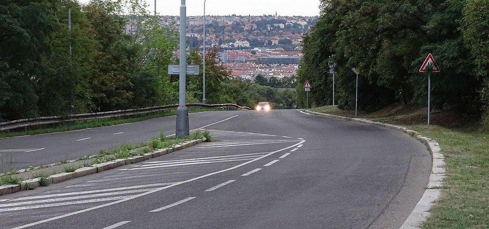 Ulice K Pazderkám