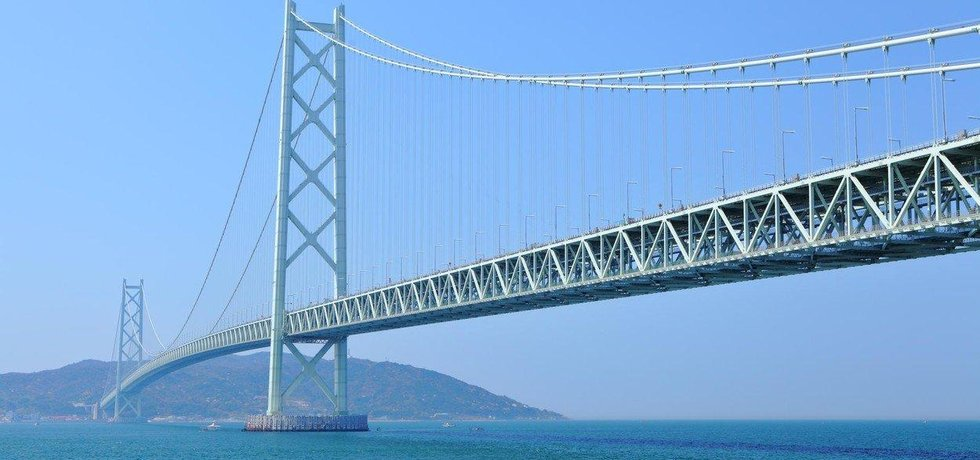 Most Akashi Kaikyō Strait