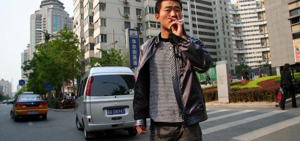 ilustrační foto Číňana