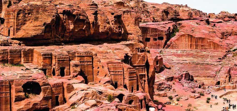 Jordánsko je skvělou destinací pro rodinnou dovolenou