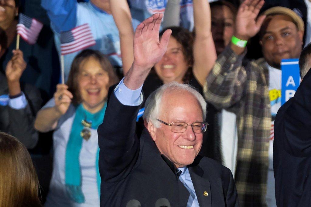 Bernie Sanders byl v roce 2016 favoritem hlavně mladých lidí