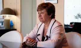 Nová šéfka MMF Kristalina Georgievová