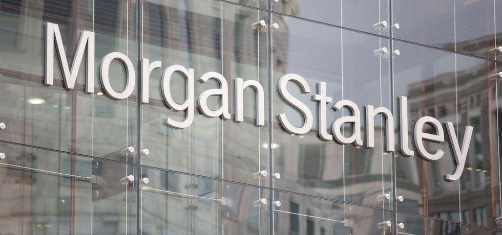 Morgan Stanley (ilustrační foto)
