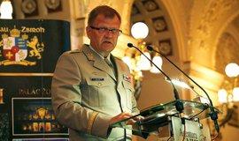 Bývalý náčelník generálního štábu Josef Bečvář