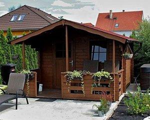 Zahradní domky dají vaší zahradě nový rozměr