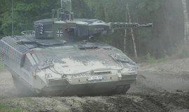 Vojenský tendr desetiletí: Puma odstoupila