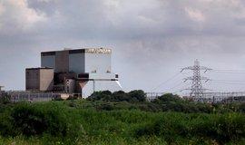 Stávající elektrárna Hinkley Point