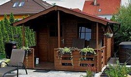 Zahradní domek, ilustrační foto