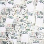 Bankovky, ilustrační fioto