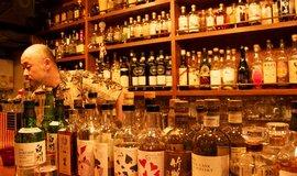 """Japonská whisky. Fotografie """"IMG_5446"""" licencovaná pod CC BY 2.0"""