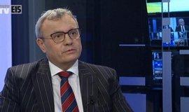 Vladimír Dlouhý v Euro E15 TV