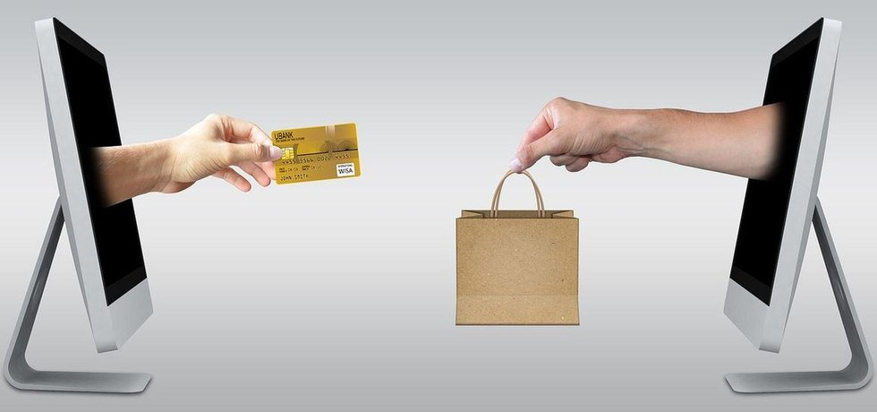 E-commerce, ilustrační foto