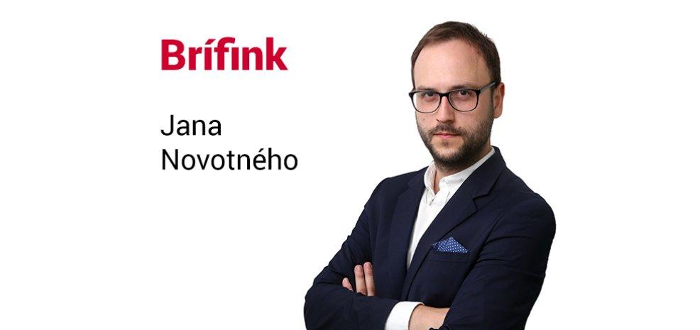 Brífink Jana Novotného