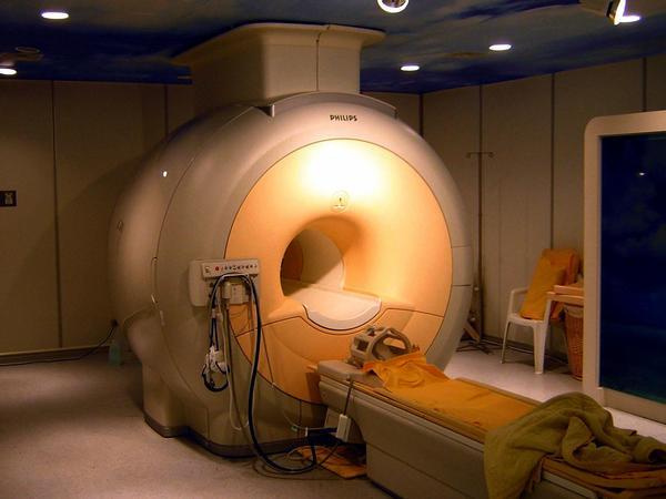 Magnetická rezonance, 3T MRI,