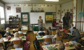 Školní výuka - ilustrační foto