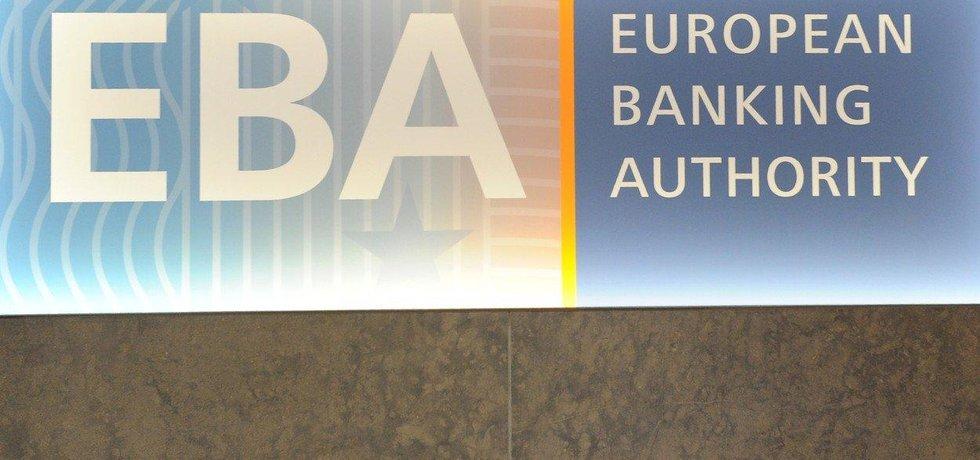 Evropský orgán pro bankovnictví (EBA)