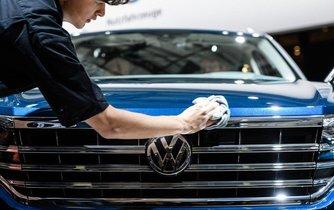 Automobil Touareg koncernu VW, ilustrační foto