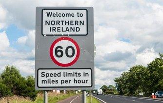 Otevřená hranice mezi Irskem a Británií přitahuje pašeráky.