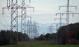 Přenosová soustava v Německu, ilustrační foto