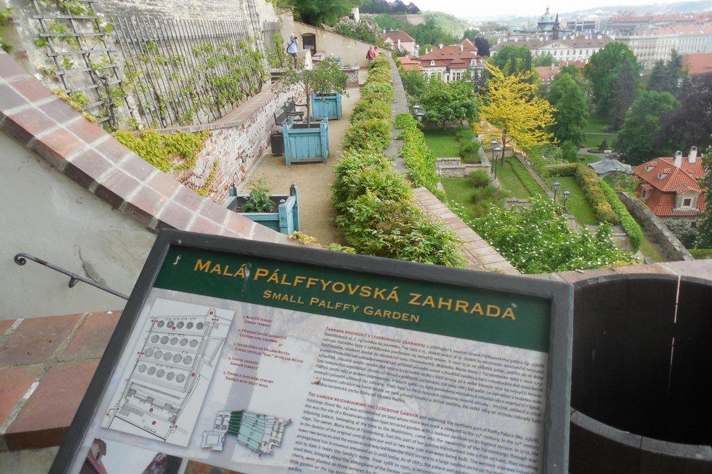 Palffyovská zahrada