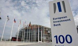 Sídlo Evropské investiční banky v Lucemburku