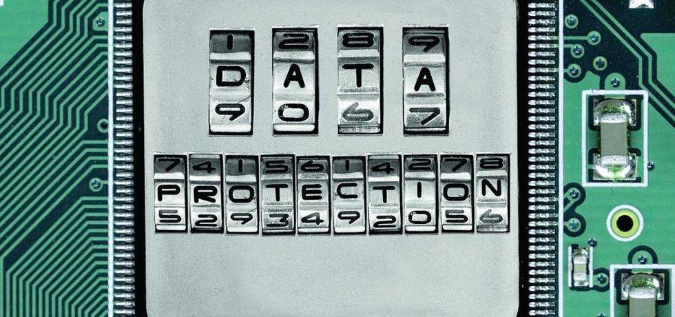 Ochrana osobních údajů, ilustrační foto