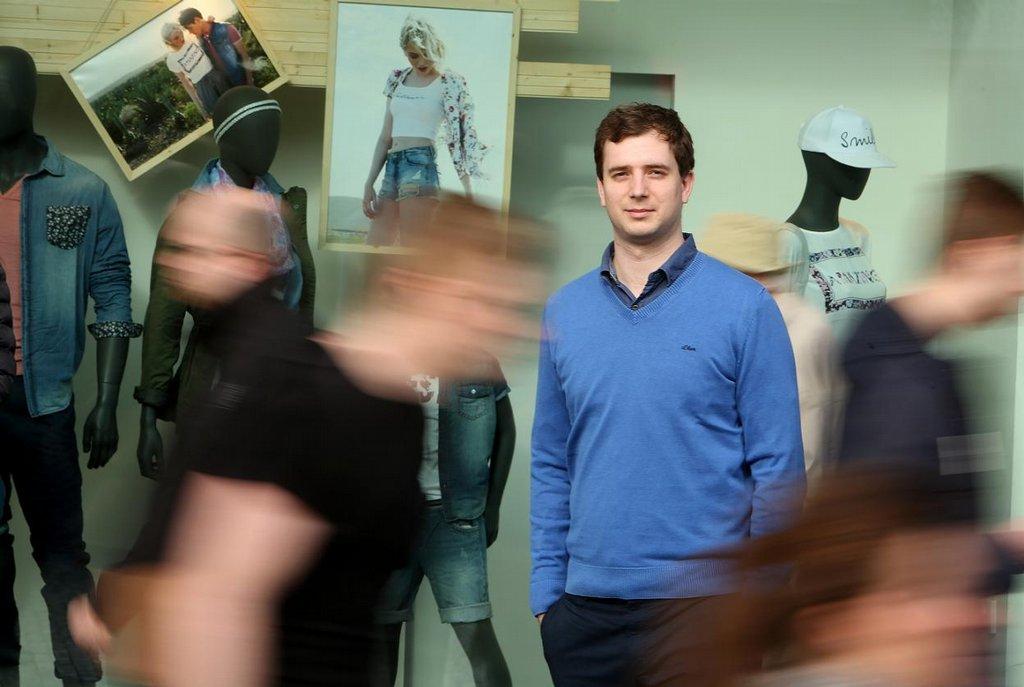 Podnikatel Filip Miskchik