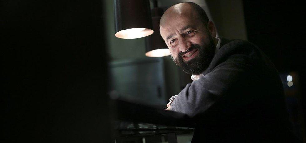 Italský šéfkuchař Riccardo Lucque