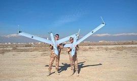Příslušníci týmu s bezpilotními letouny Scan Eagle v Afghánistánu