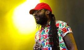 Zpěvák reggae Tarrus Riley, ilustrační foto