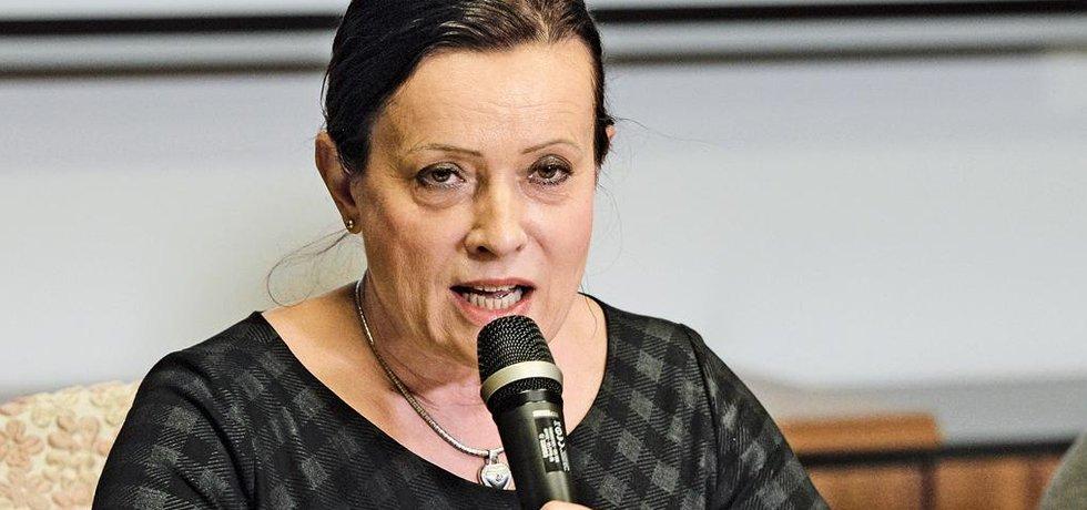 Alena Vitásková (Zdroj: ČTK)