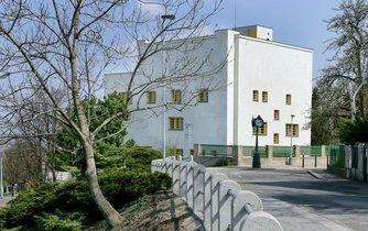 Pražská Winternitzova vila, druhá, méně známá stavba slavného funkcionalistického architekta Adolfa Loose.