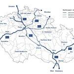 Plán vysokorychlostní železnice v Česku