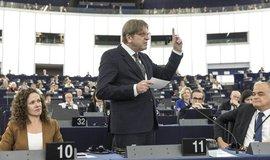 Guy Verhofstadt, koordinátor pro brexit