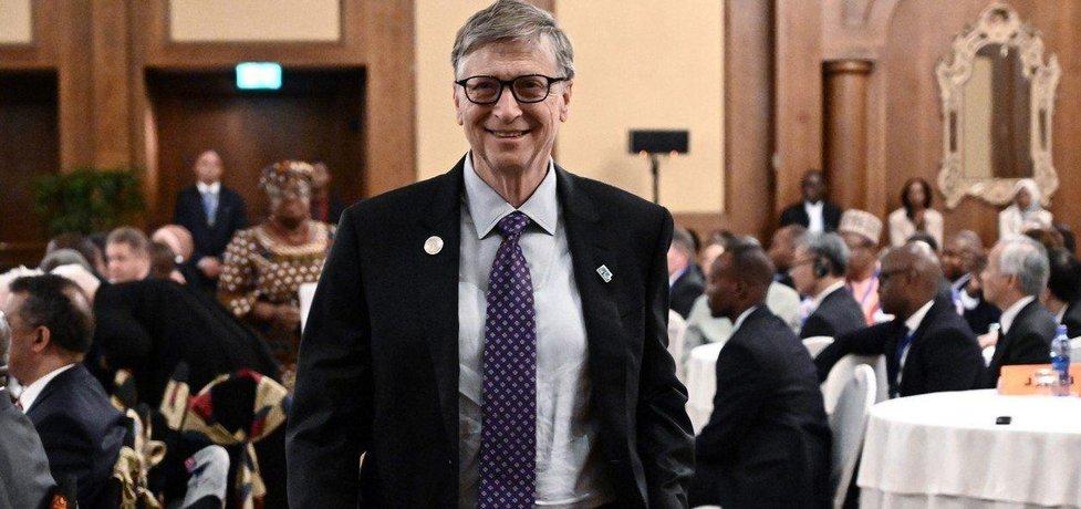 Bill Gates, ilustrační foto