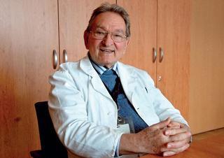 Doc. MUDr. Milan Macek sr., CSc.