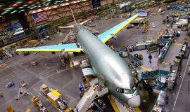 Továrna Boeing, ilustrační foto