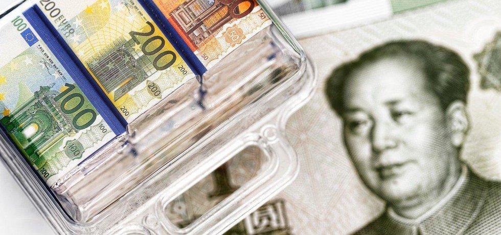 Hlavním cílem čínských investorů v Evropě zůstává Německo, ilustrační foto