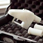 Wiki Weapon, první funkční pistole vyrobená na 3D tiskárně