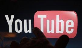 Logo internetové služby YouTube