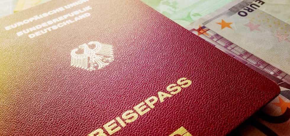 O německý pas má zájem stále více Britů