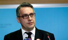 Kandidát na ministra vnitra Lubomír Metnar