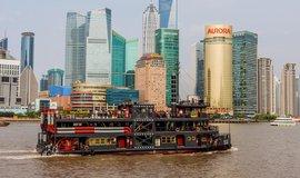 Praha uzavřela partnerství se Šanghají