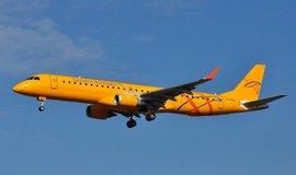 Letadlo ruské společnosti Saratovské aerolinie - ilustrační fotografie