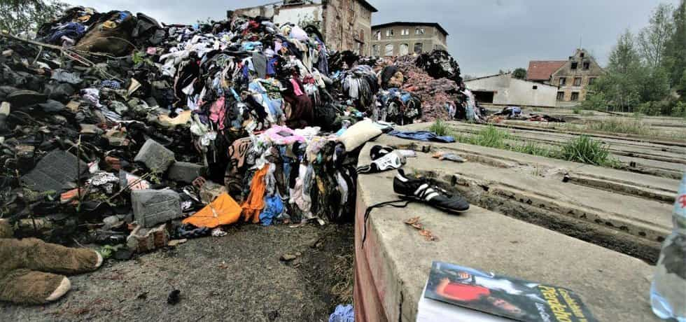 Skládka odpadu, ilustrační foto