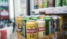 Češi pijí pivo z plechu stále víc, ilustrační foto
