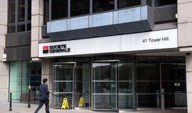 Sídlo Société Générale v Londýně
