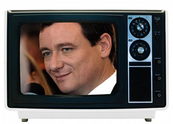 David Rath, televize,