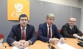 Onderka: ČSSD bude ve vládě, dokud to bude možné